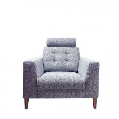 Lean armchair