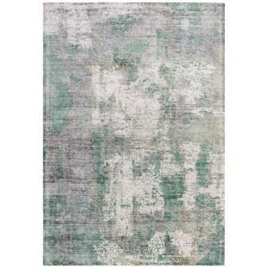 Leo rug green