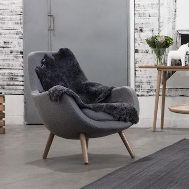 Lotus armchair