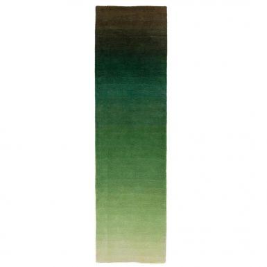 Luco runner rug - Green