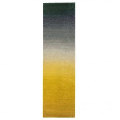 Luco runner rug - Mustard