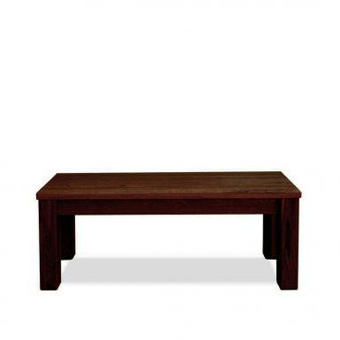 Marco walnut bench