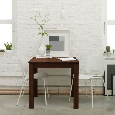 Marco walnut dining table