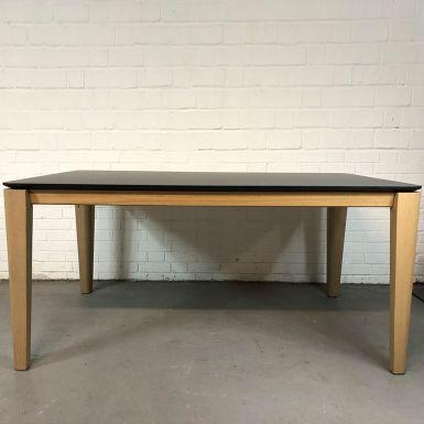 Ex display Mason PB2 Fenix extendable dining table Grigio Bromo 160/240 (204682)