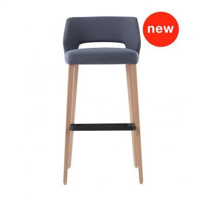 Mena bar stool - 82cm