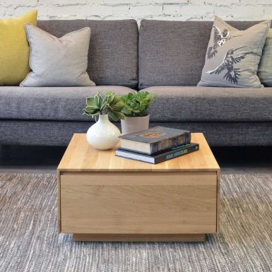 Mephisto coffee table - 1 drawer