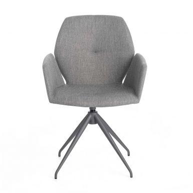 Jay 95 swivel chairs - metal legs