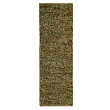 Nomad runner rug - Green