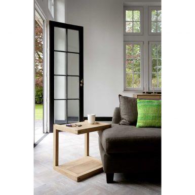 oak-frame-sofa-side-table