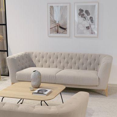 Roku 3 seat sofa