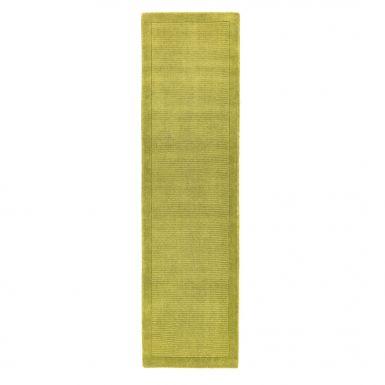 Shire runner rug - Green