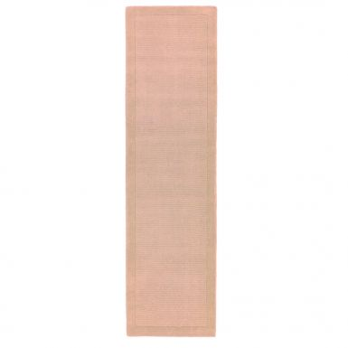 Shire runner rug - Pink