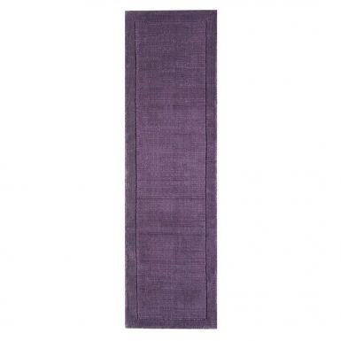 Shire runner rug - Purple