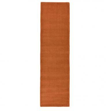 Shire runner rug - Terracotte