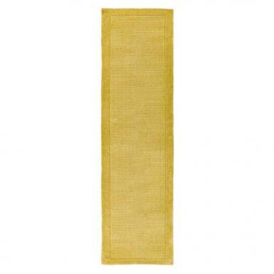 Shire runner rug - Yellow