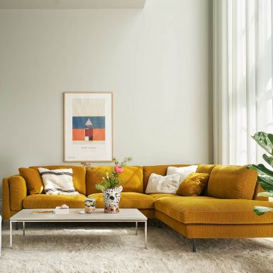 Freud large corner sofa - Set 1