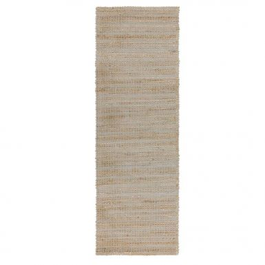 Tulsa runner rug - Silver
