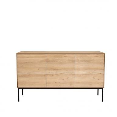 Ethnicraft Oak Whitebird sideboard - 3 doors