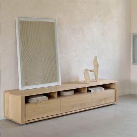 Ethnicraft Shadow oak TV units