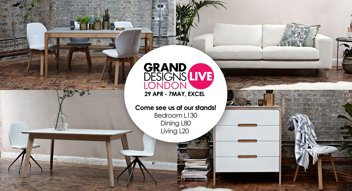AIF at Grand Designs Live 2017