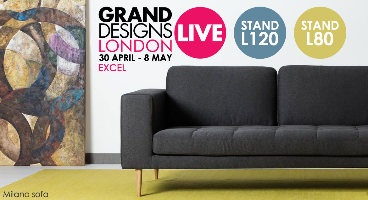 Adventures in Furniture at the Ideal Home Show 2016