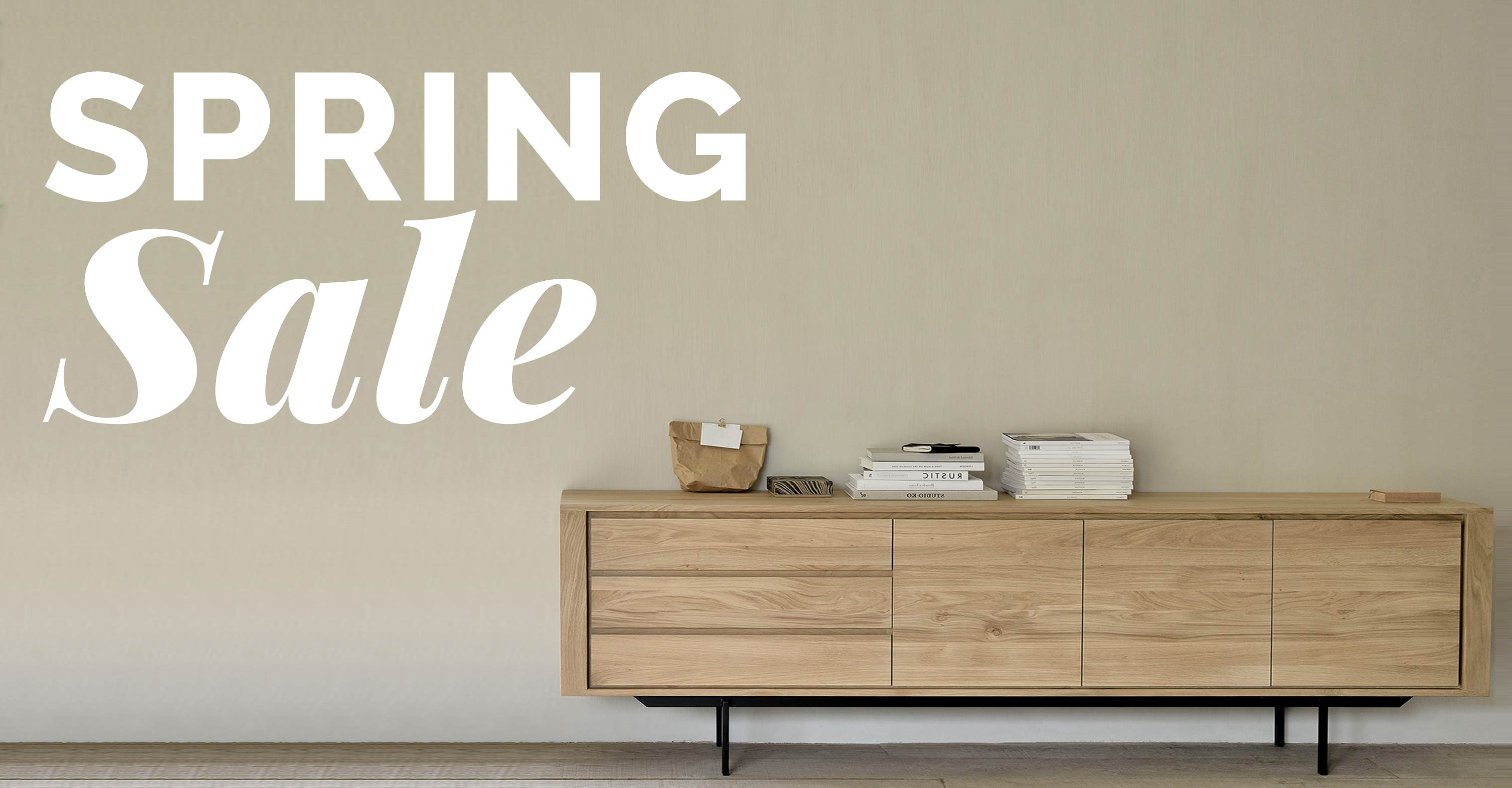Adventures in Furniture's Spring Sale