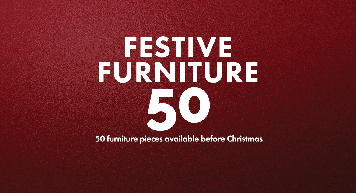 Adventures in Furniture Festive Furniture Fifty