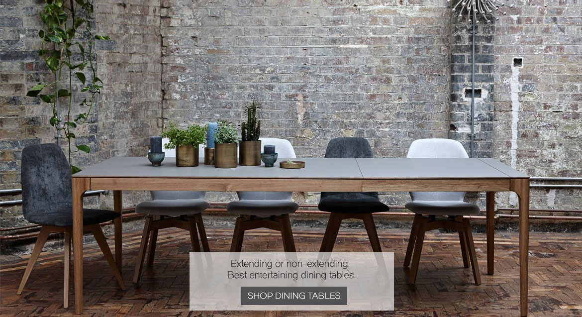 Adventures in Furniture's dining room tables