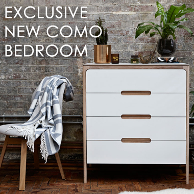 Exclusive new Como bedroom