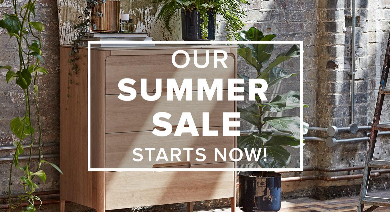 Adventures in Furniture Summer Sale