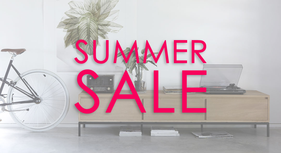Summer sale - All furniture reduced