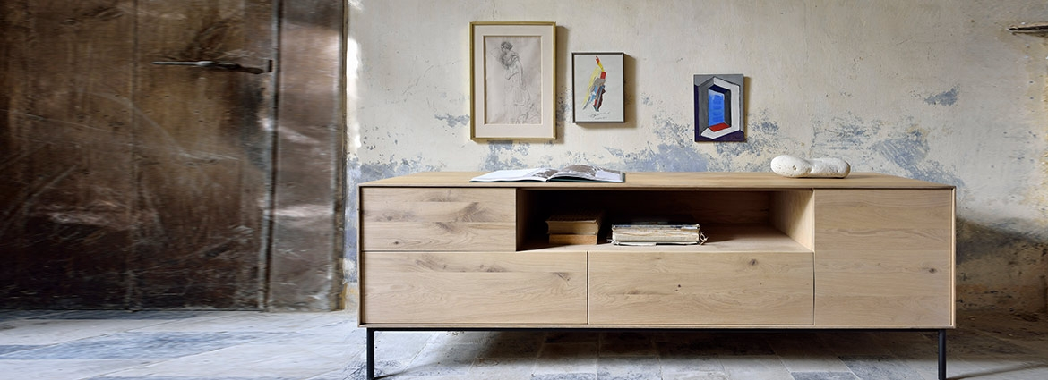 Modern Oak Sideboards