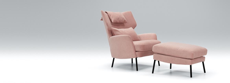 Armchairs & Footstools