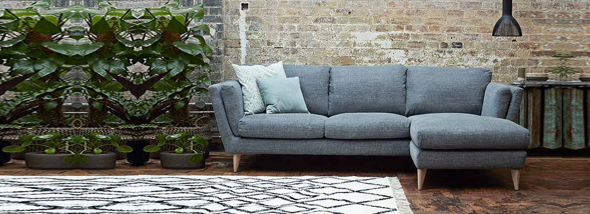 Modern Chaise Sofas | Corner Chaise Sofas | Shop AIF London ...